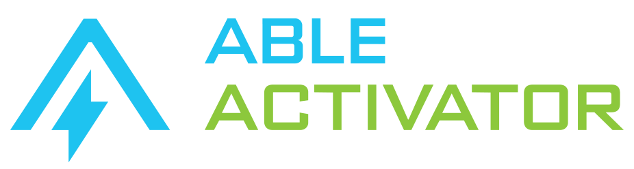ABLE ACTIVATOR 2020 Application Form
